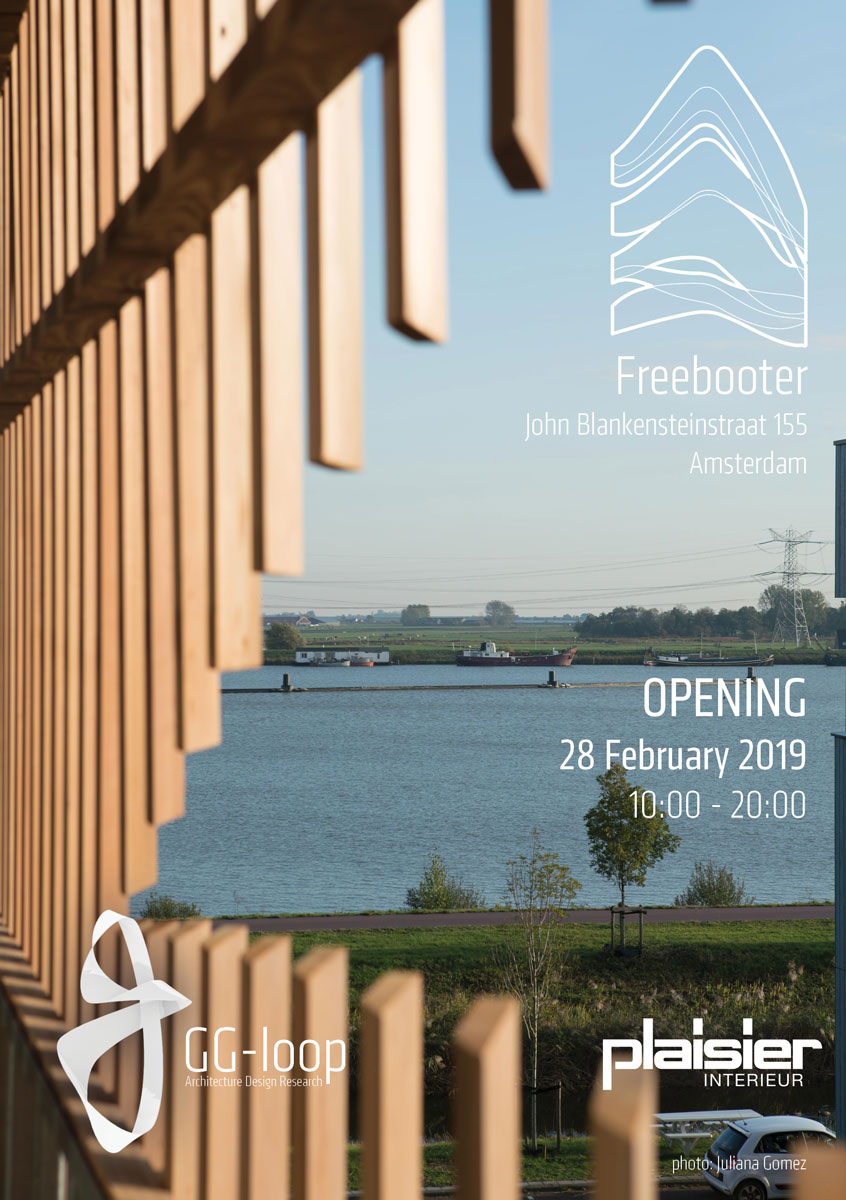 magasin d'usine 40639 ebd4f GG-loop invites you to the opening of Freebooter - GG-loop
